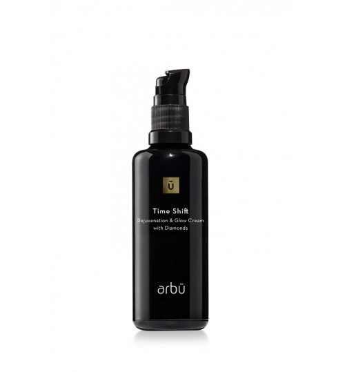 Arbu Time Shift Rejuvenation & Glow Cream with Diamonds 50 ml.