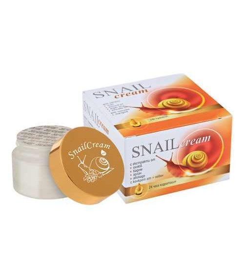 Snail Cream 24 Hours